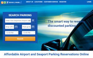 B2P Website Screenshot
