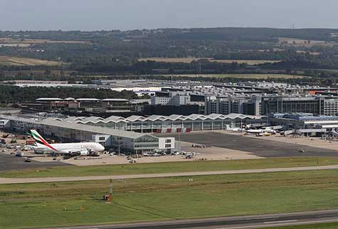 Birmingham-Shuttlesworth International Airport Parking