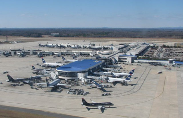 Charlotte/Douglas International Airport Parking