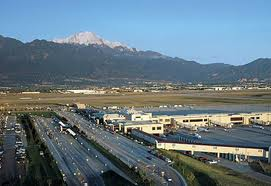 Colorado Springs Airport Parking