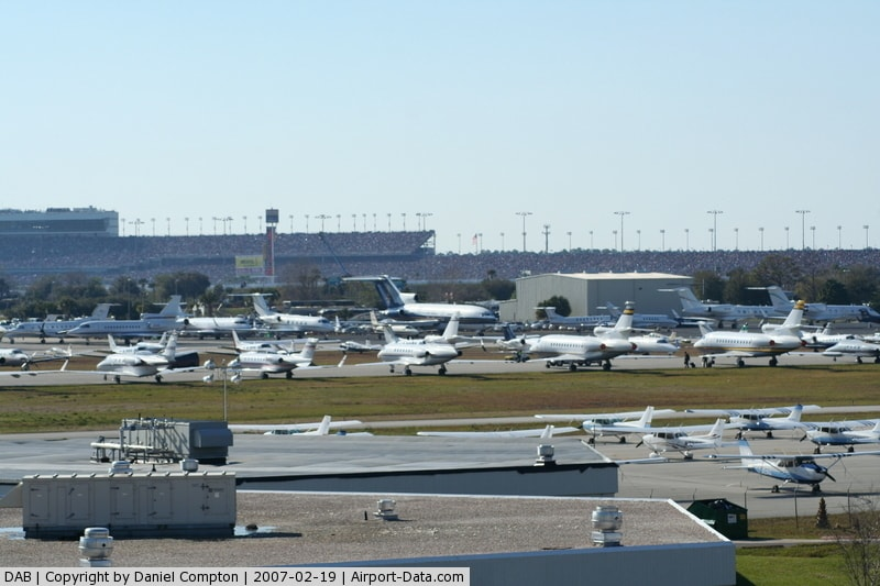 Daytona Beach International Airport Parking