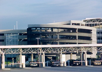 General Mitchell International Airport Parking