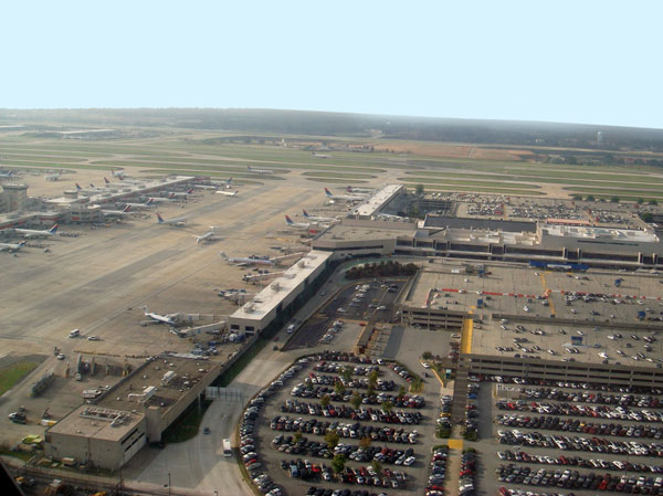 Hartsfield-Jackson Atlanta International Airport Parking