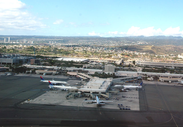 Honolulu International Airport Parking