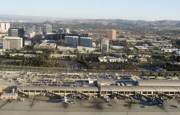 John Wayne Airport (Orange County) Parking
