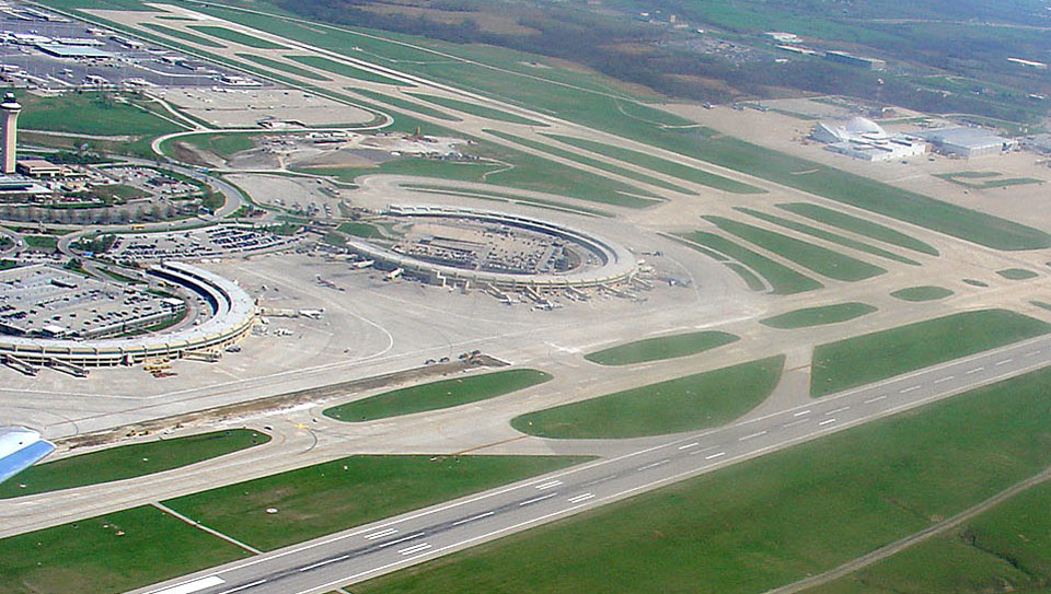 Kansas City International Airport Parking