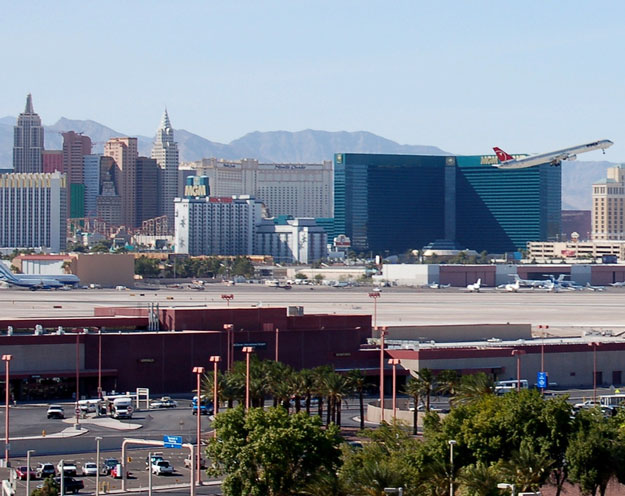 Las Vegas McCarran International Long Term Airport Parking