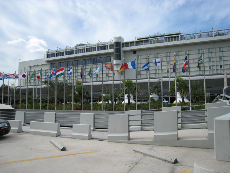 MIA Airport Parking International Airport Parking