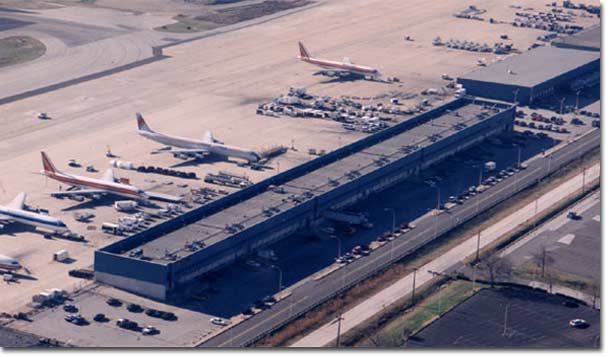 Philadelphia International Airport Parking