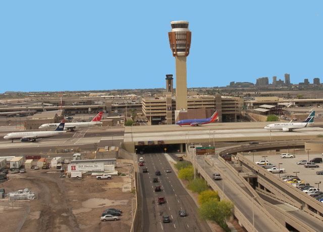 Phoenix Sky Harbor International Airport Parking