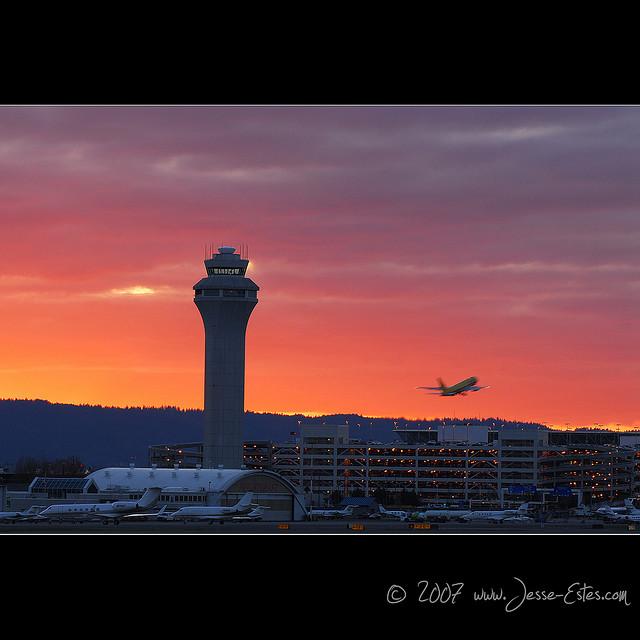 Portland International Airport Parking
