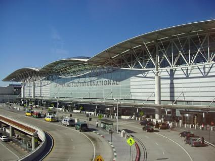San Francisco International Airport Parking