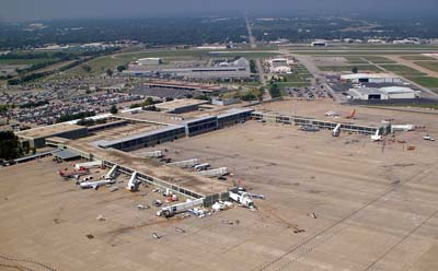Tulsa International Airport Parking