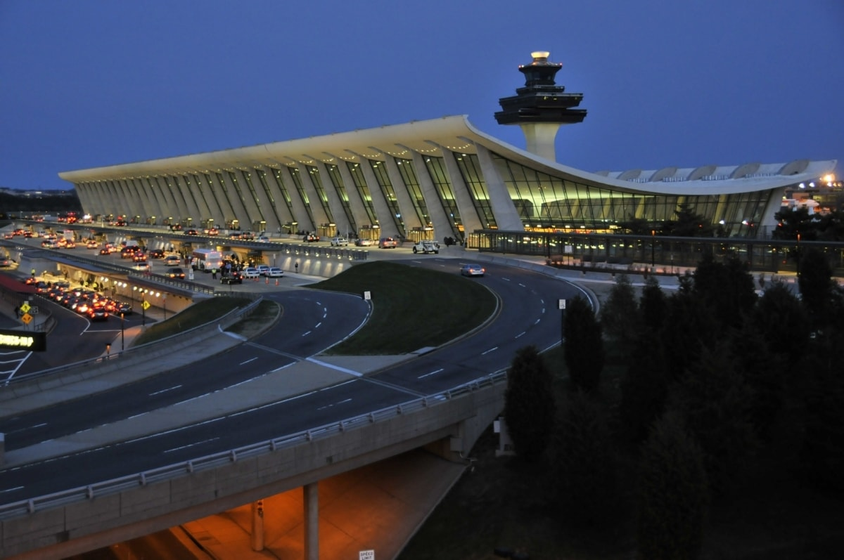 Washington Dulles International Long Term Airport Parking
