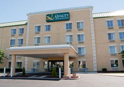 Quality Inn & Suites CVG