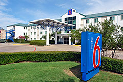 Motel 6 DFW North