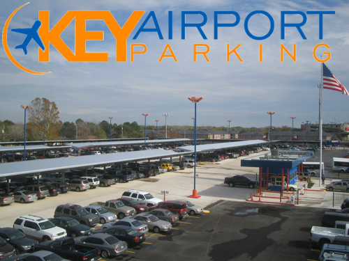 Key Airport Parking Covered