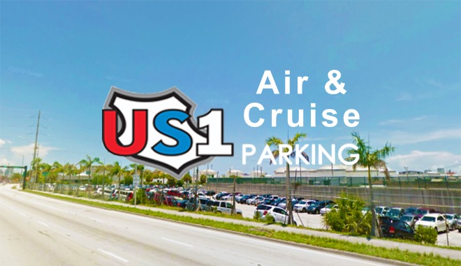 US1 Airport Parking (POE port service)