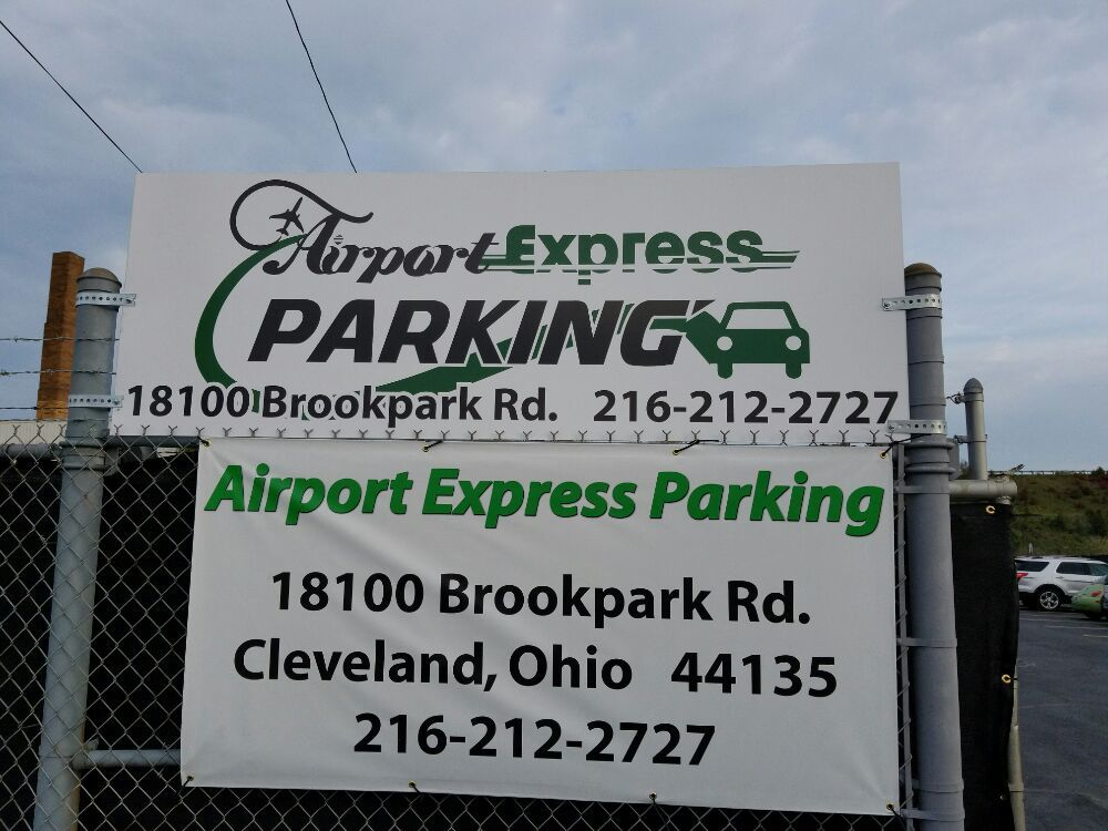 Airport Parking Express (Brookpark Rd)