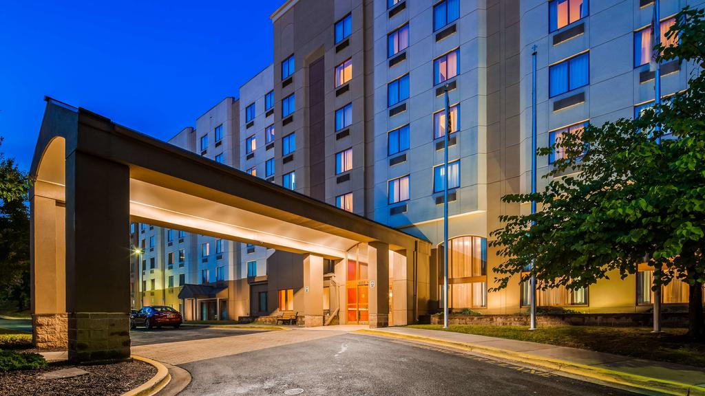 Sleep inn and Suite BWI