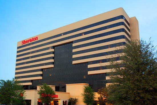 Sheraton DFW Airport hotel
