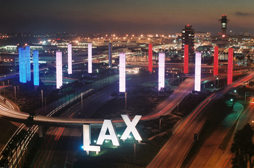 Los Angeles (LAX) Long Term Airport Parking, Parking at LAX Airport
