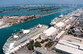 how to get from miami airport to port everglades