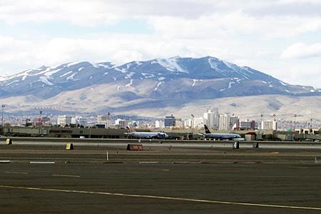 Car Wash Reno Airport