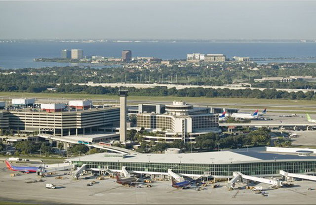 Where is the cheapest safe place to park near DCA airport?