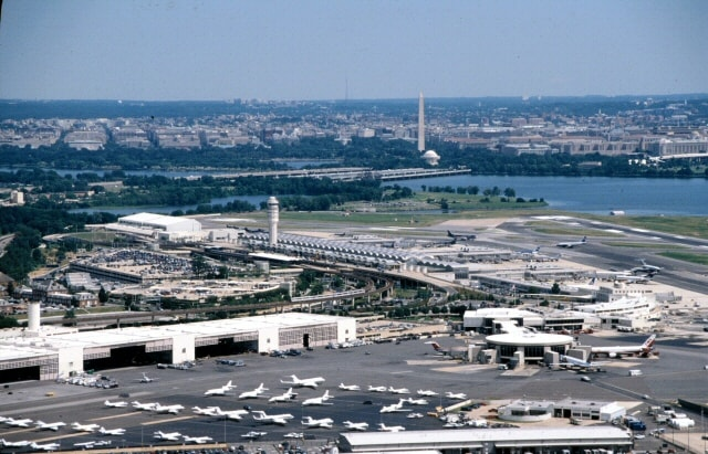 past and future problems of the ronald reagan washington national airport What you never knew about ronald reagan on a recent trip to washington just steps away from the main terminal of ronald reagan national airport.