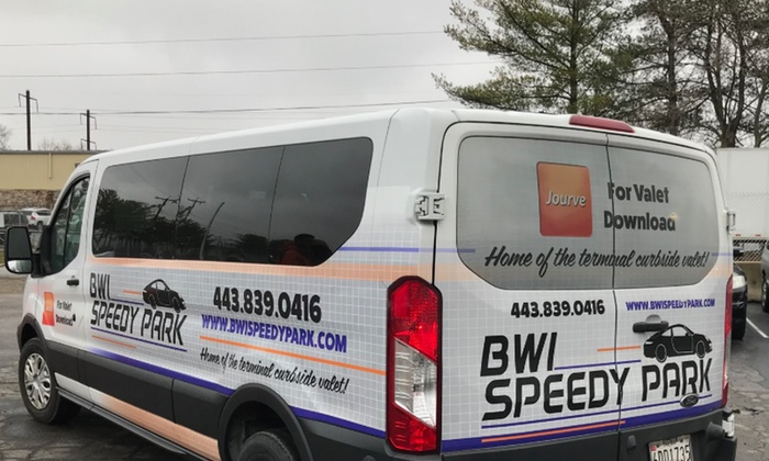Speedy Parking BWI